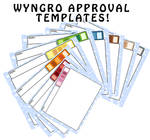 Wyngling Approval Templates