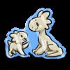 Wyngro Sticker - Past Self by Wyngrew