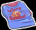 Buddees Shirt Set