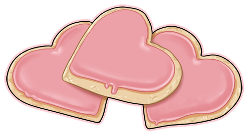 Heart Shaped Cookies To Buy