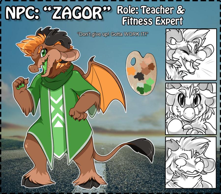 NPC: Zagor