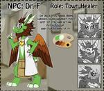 NPC: Dr. F
