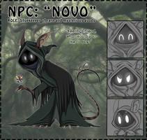 NPC: Novo by Wyngrew