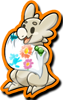 Wyngro Sticker - Monthly Challenge #7 by Wyngrew