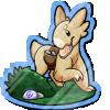 Wyngro Sticker - Rune Hunt by Wyngrew