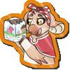 Wyngro Sticker - Monthly Challenge #8 by Wyngrew