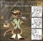NPC: Ash