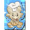 Wyngro Sticker - Baking by Wyngrew