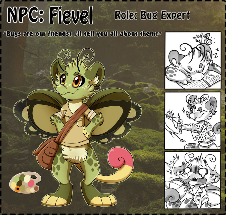 NPC: Fievel