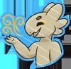 Wyngro Sticker - Magic! by Wyngrew