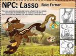 NPC: Lasso