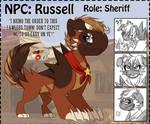 NPC: Russell