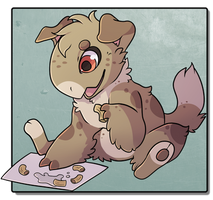 Donated Design - Alfie [Non-Member Raffle OPEN] by Wyngrew