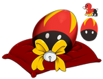 Eggy Raffle 2017 #25 - Dr. Egg