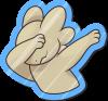 Wyngro Sticker - Dabbin by Wyngrew