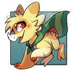 Donated Design - Beatrice[Non-Member Raffle: OPEN] by Wyngrew