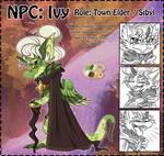 NPC: Ivy by Wyngrew