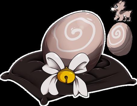 Egg Raffle 2018 #8 - Dappled Icing