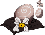 Egg Raffle 2018 #8 - Dappled Icing