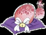 Egg Raffle 2018 #14 - Pastel Diamond
