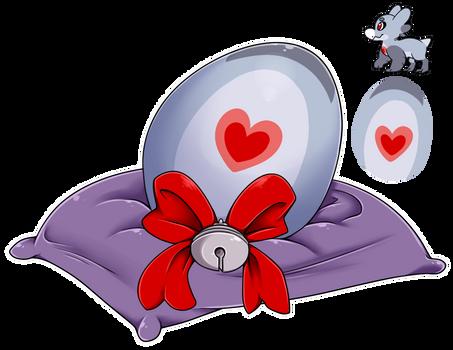 Egg Raffle 2018 #5 - Bleeding Heart