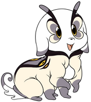Bred Boo: Litter #13 - Baby Boo #3 by Wyngrew
