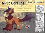 NPC: Coraline