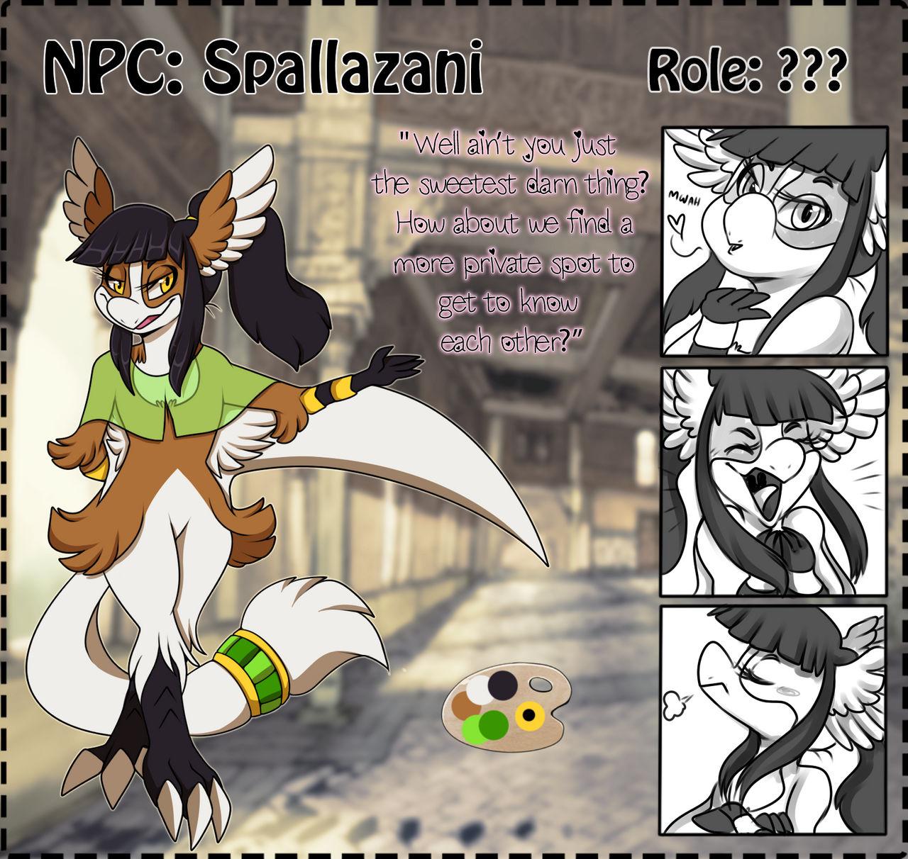 NPC: Spallazani