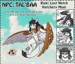 NPC: Tal'baa