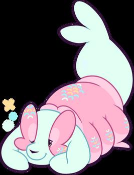 Runeboo: Crocheted Mermaid
