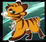 Donated Design - Tigress