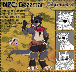 NPC: Dezzmar