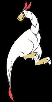 Ori: Fraidy Fowl