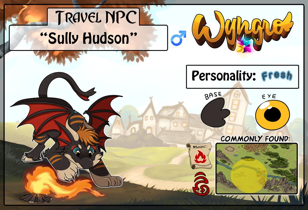 Travel NPC: Sully
