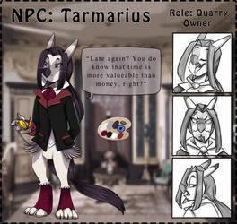 NPC: Tarmarius by Wyngrew