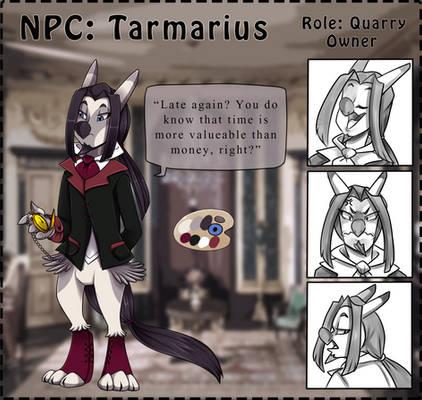 NPC: Tarmarius