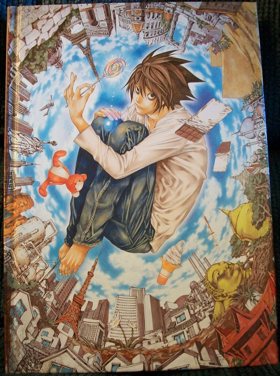L_change_the_WorLd_Book_Cover2_by_SammiWolf - Death Note: L Change the World - Manga [Descarga]