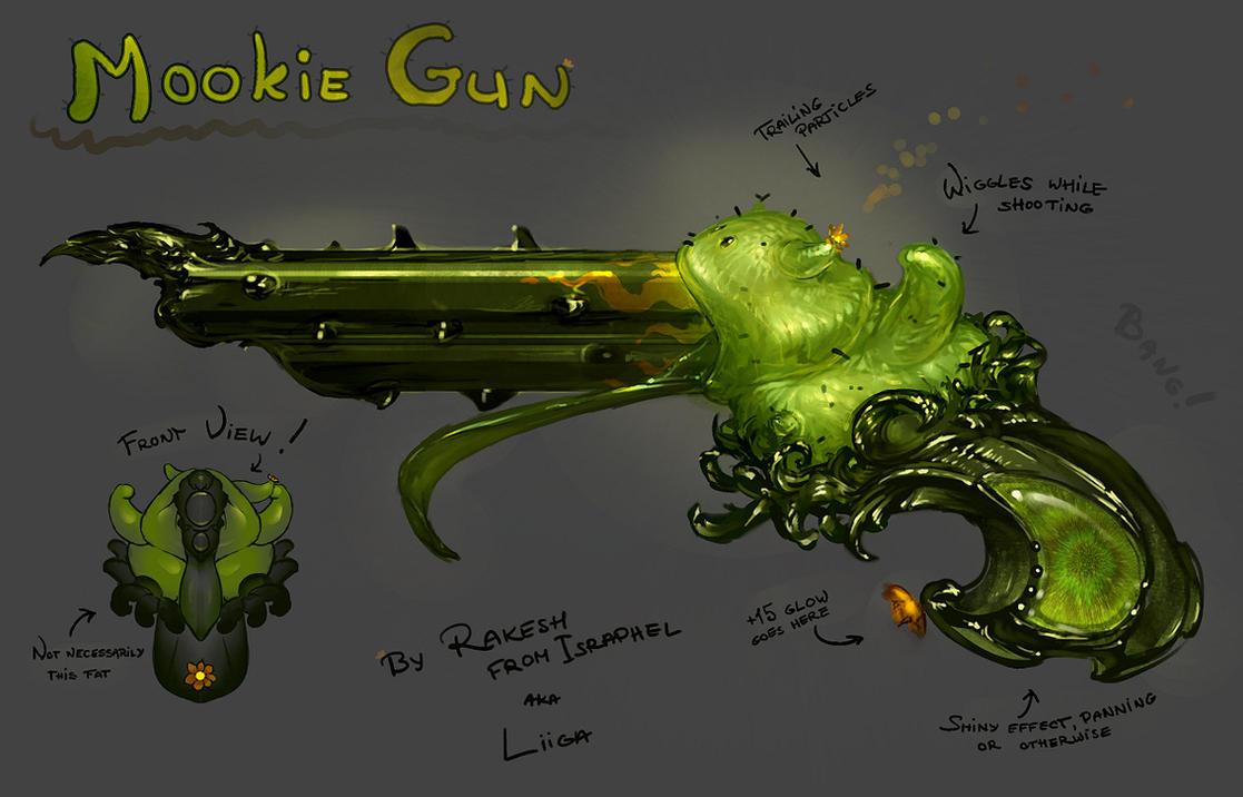 Aion - Mookie Gun by liiga