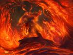 MTG - Volcanic Vision