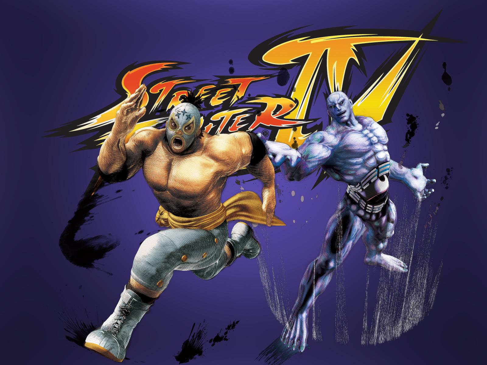 El Fuerte and Seth - SF IV by khotebabu