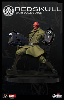 HX-Project Red Skull