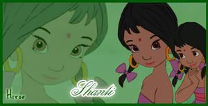 Shanti - Jungle Book - Collage