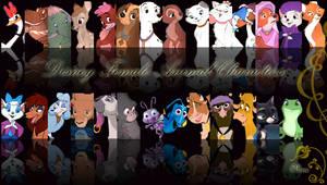 DisneyAnimalFemales