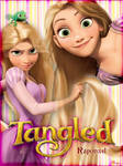 Rapunzel - Tangled Poster