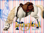 Maximus - Tangled Poster