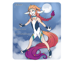 [twinkle-tails] Altair by BOUSISUMMER