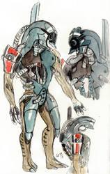 Legion sketch by Zanna-kun