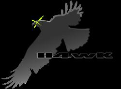 H4wk logo by belh4wk