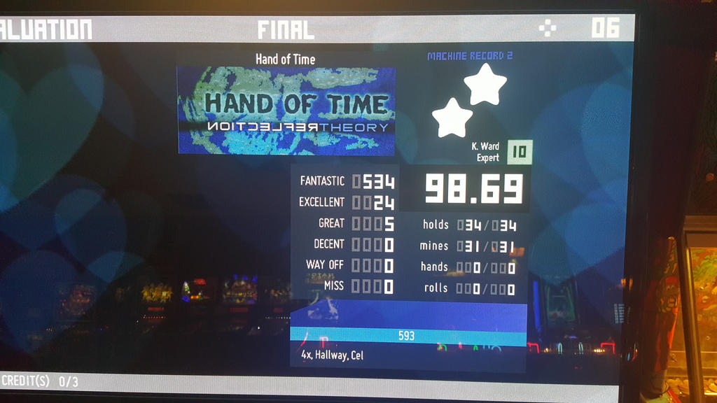 Hand of TIme