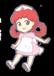 Nurse Joy by xephia